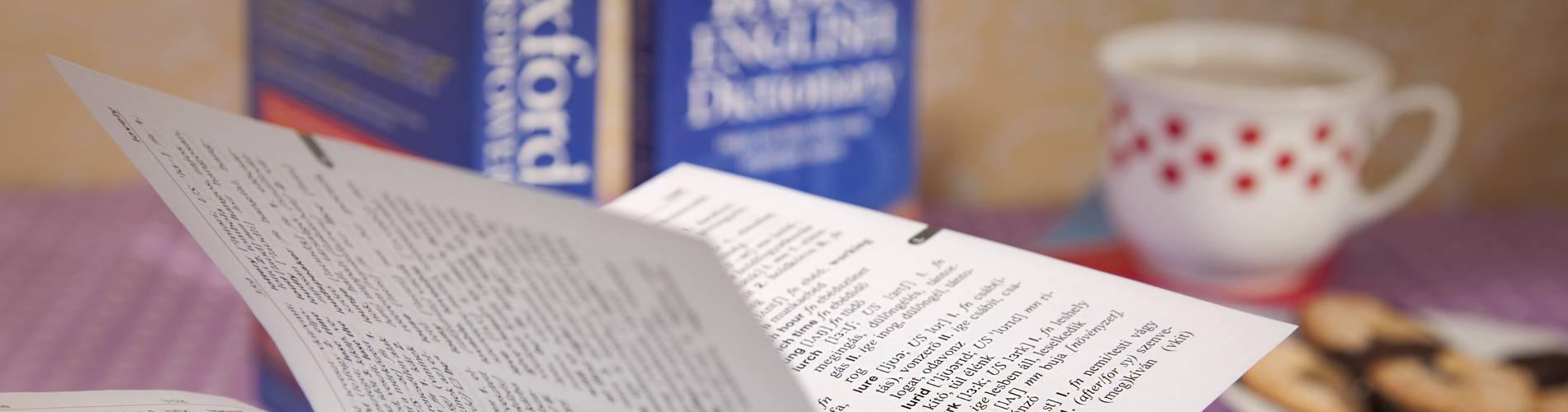 Nyelvtanfolyamok Budapesten - angol szótár - Babilon Nyelvstúdió